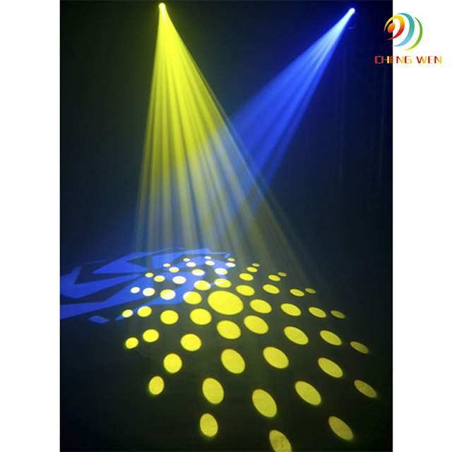 Cheap Stage Light 60W LED Mini Spot Gobo Disco DJ Beam Moving Head Light