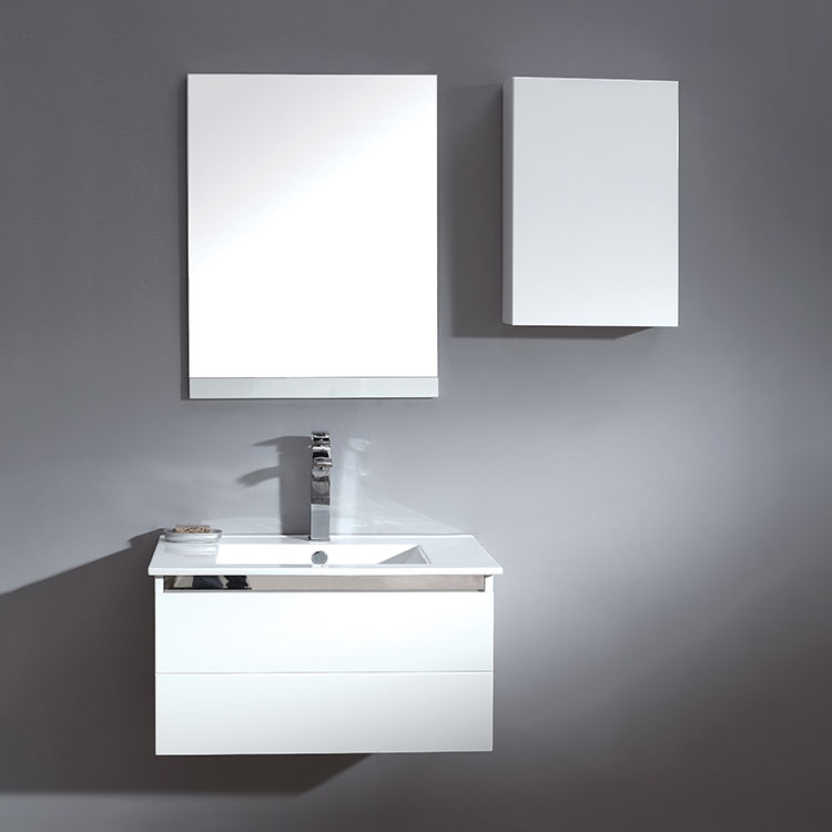 Modern Style New Product Bathroom Classic Cabinets Furniture For Poland Market