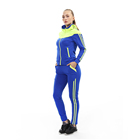 Long-sleeved yoga wear slimming and quick-drying women sports clothes