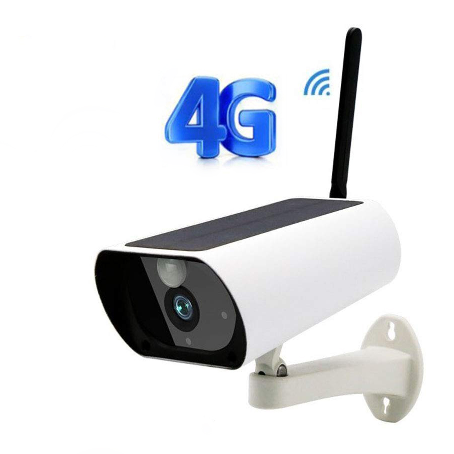 1080P Waterproof <strong>WiFi</strong> Camera System Outdoor 4G Sim Card Surveillance Camera Module OEM Wireless 4G Solar Camera