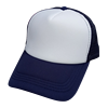 Adult  Navy Blue and white