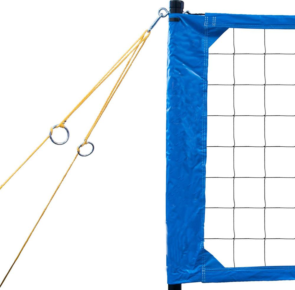 Volleyball Net Portable Professional Outdoor Beach Volleyball Net Easy Height Adjustment