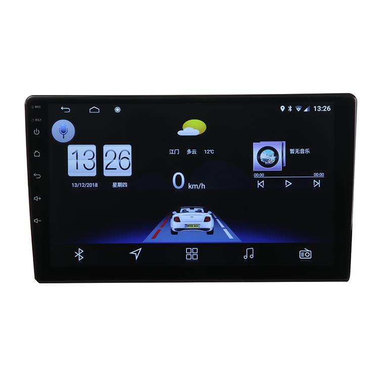 חדש דגם מכירה לוהטת אנדרואיד dvd לרכב נגן רכב וידאו נגן מוסיקה