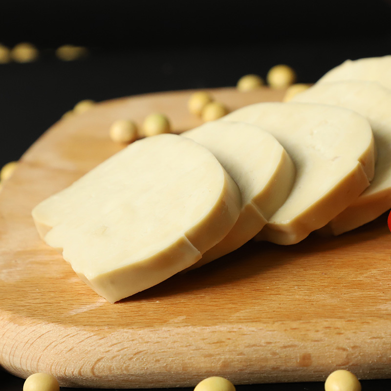 Soybean products fresh vegetarian chicken plain spiced vegetarian diet