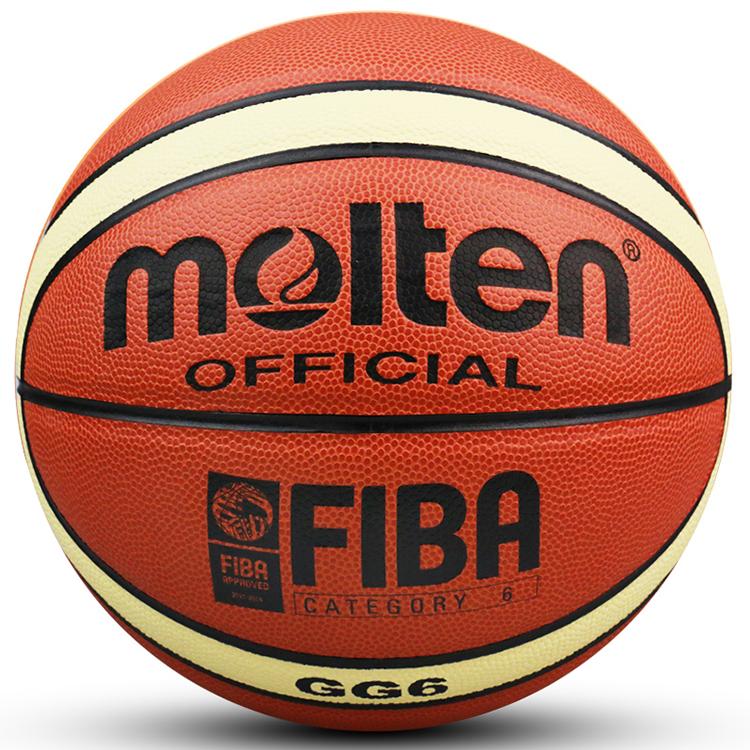 FIBA Official Size Match Molten GG7X/GL7X/GP7X/GT7X/GM7X/GW7/GF7X/GS7X/GG6X/GM6X/GW6/GG6/GG5/GW5 Size 7 6 5 Basketball