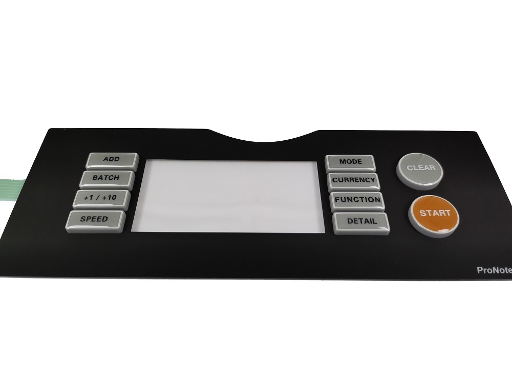 China OEM/ODM membrane switch with led backlight/ Membrane Switch keypad