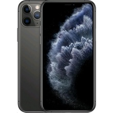 IPhone 11 PRO 64GB Hitam Disegel Pack Baru Asli Smartphone/