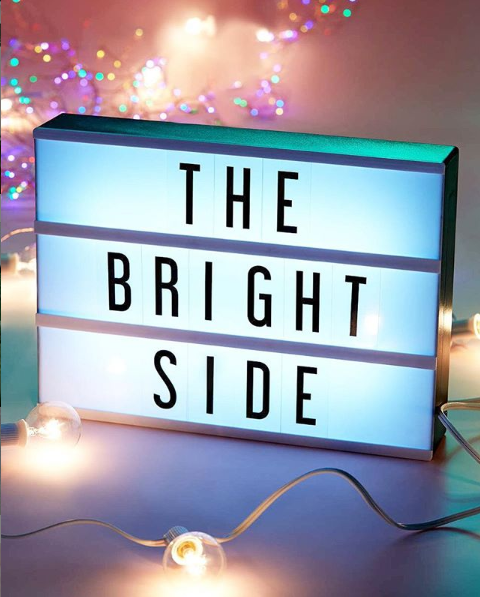 DIY Color Changing Lightbox Novelty LED Table Lam Cinematic LED Message Letter Light Box Battery Powered A4 LED Cinema Light Box