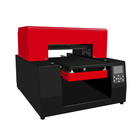 direct sell a3 textile small digital inkjet laser cmykw color label printer with R1390 head