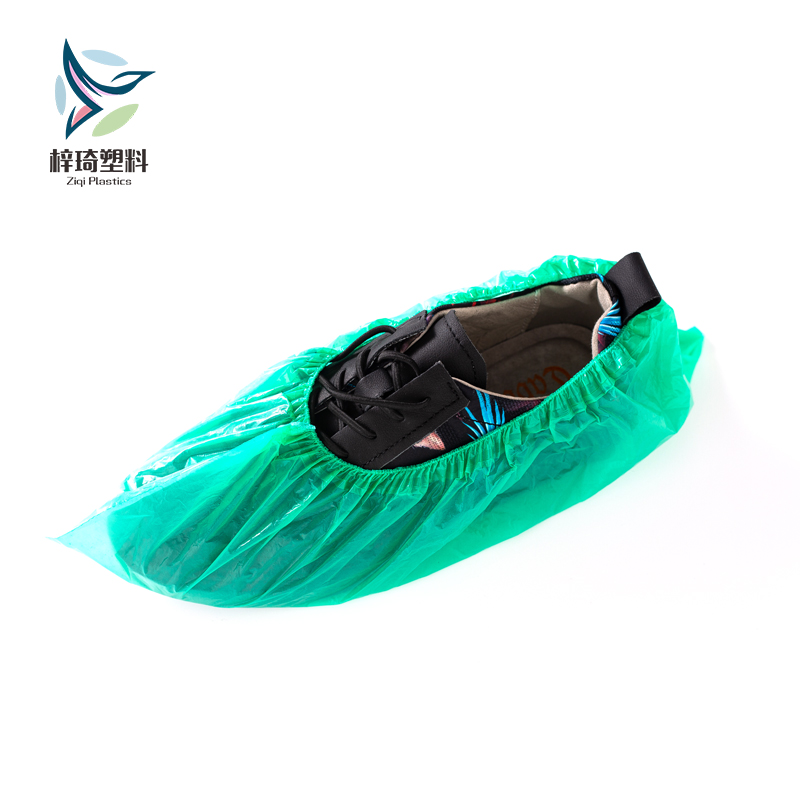 Custom shoe cover, plastic shoe cover, PE shoe cover