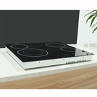 Built-in e cook induction stove Radiant Electric Ceramic Cooktop 4 burner sensor touch control 240V 6300w