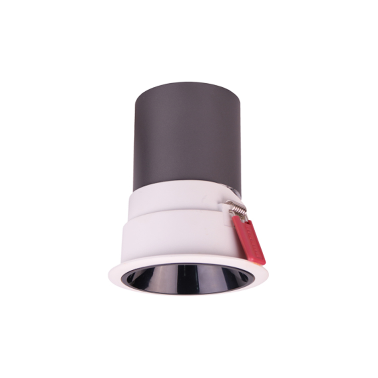 CE ROHS LVD EMC standard Certification 12W LED spot lighting white spotlights with brand drive
