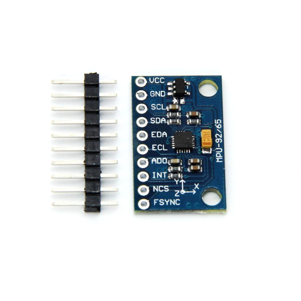 I2C/SPI <strong>Communication</strong> of MPU-9250 GY-9250 Nine-axis Sensor Module