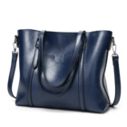 Fashion Design Leather Handbags Women Tote Sling Bag With Shoulder Strap