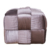 Modern Velvet Home Goods Fabric Ottoman Seat for living room