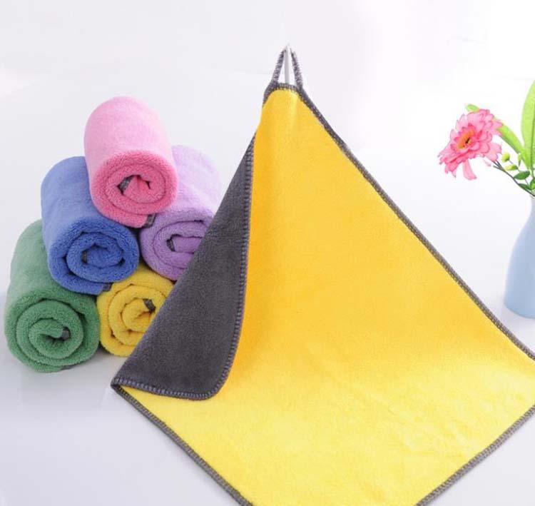 car wash towel,12 Pieces, Customized color
