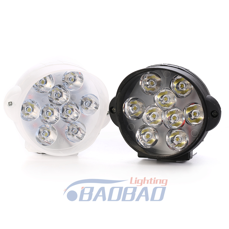 Drl Led  Inch Motorcycle Jeep Led Projector Headlight For Car Motorcycle