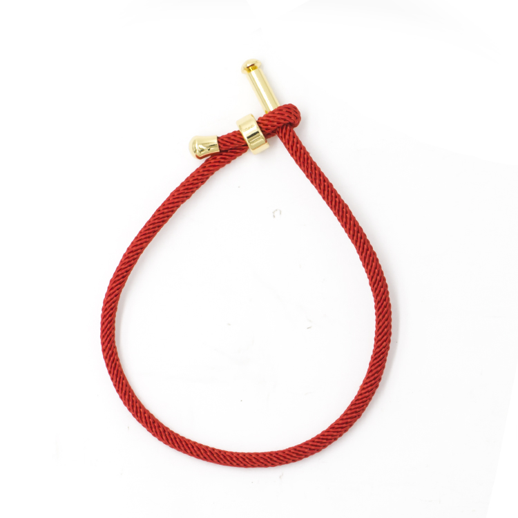 stainless steel jewelry 2020 new arrivals gifts red string bracelet gold plated friendship bracelets