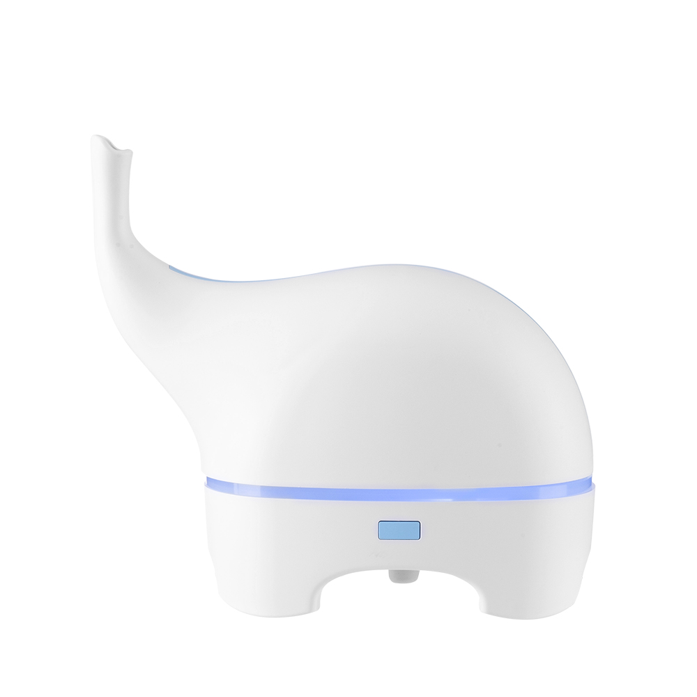 2020 New Amazon Wholesale Kids Cute Elephant Animal Shape Essential Oil <strong>Ultrasonic</strong> <strong>Air</strong> <strong>Humidifier</strong> Led Changeable for Home