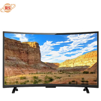 manufacturer full hd flat curved screen smart television 60 inch led tv for lg panel