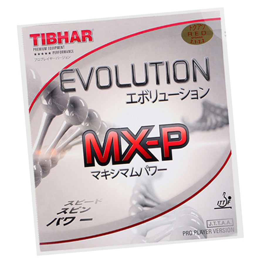 Tibhar EVOLUTIONMX-P резина на ракетки для настольного тенниса Ракетки для настольного тенниса ракетки Быстрая атака петля резиновая пинг понг резина