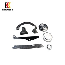 Corrente do sincronismo Engrenagem <span class=keywords><strong>Kit</strong></span> Para Nissan Serena Sr20det Sr20de Pulsar N14 N15 Silvia <span class=keywords><strong>S13</strong></span>