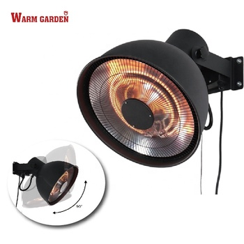 2020 Best Selling Round Retractable Infrared Electric Patio Heater