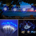 Holiday Factory Outlet Outdoor Sale Led Starburst Christmas Decoration Light String Home Holiday Decorative Lighting