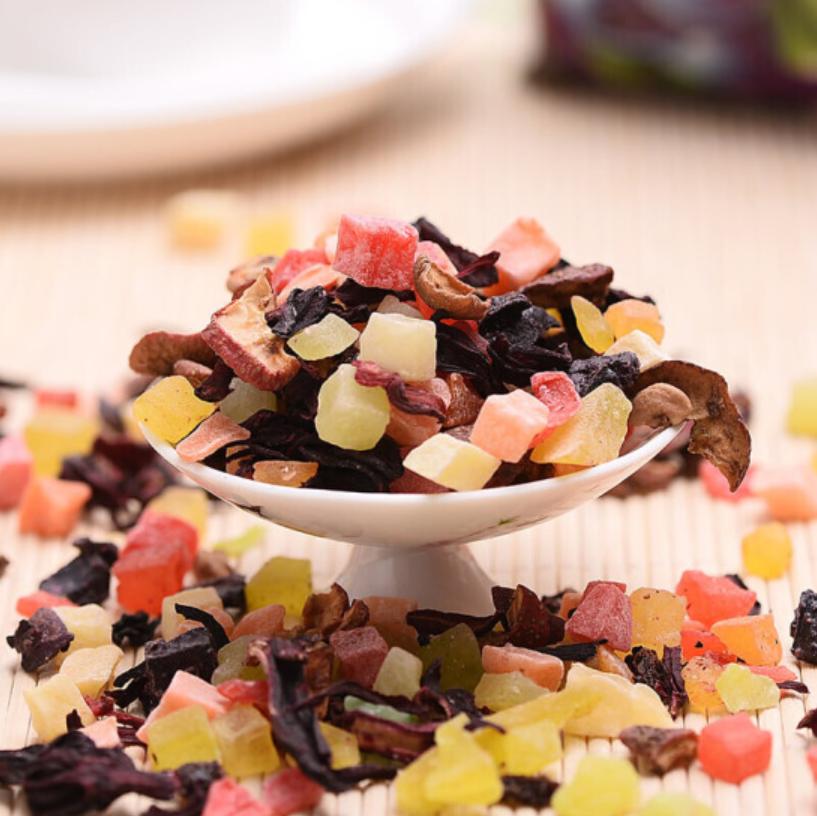 Top Grade Dried fruits grain tea mixed fruits flowers in loose hot selling - 4uTea | 4uTea.com
