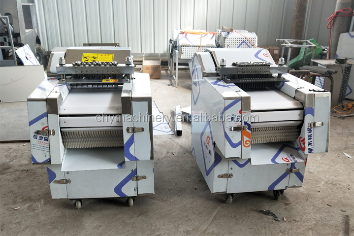 chicken cutting machine meat chicken bone cutting machine price