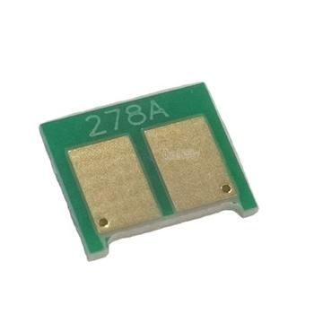278A  chip compatible hp toner cartrige chip for HP LaserJet P1566/P1567/P1568/P1569/P1606 reset ton