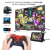2020 new model EasySMX ESM-4108 Bluetooth Gamepad controller with Digital image for Switch Windows