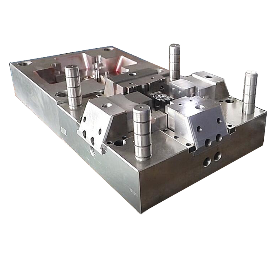 China CNC precisie plastic product injectie mould maker
