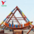 Factory Price Funfair Carnival Theme Attraction Amusement Park Rides Equipment Swing Viking Boat Big Pirate Ship Ride For Sale
