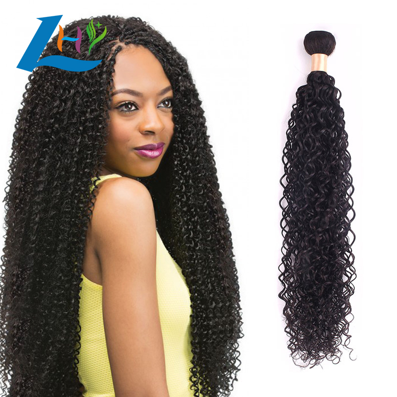 New Innovative Products 2019 Top Design Best Raw Cambodian Hair 26 Inch Jerry Curl Long Hair, Wholesale Hair Weave Distributors