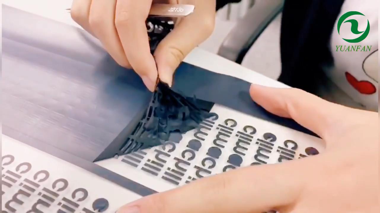 HTV easyweed rolo de película adesiva de transferência de calor para o tecido de vinil lavável camiseta e para DIY Vestuário