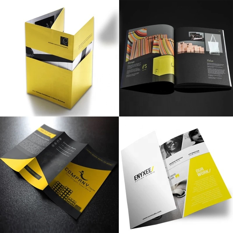 Factory Printed Cheap High Quality Customized <strong>books</strong> / Flyer / Leaflet