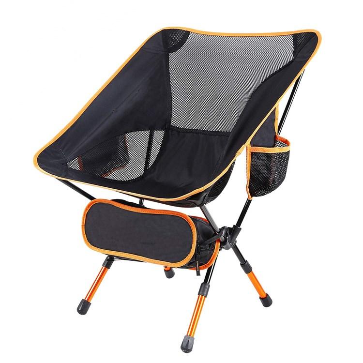 légère Personnalisé 7075 En Ad pliante extérieure Aluminium chaise demi camping pêche portative lune eWBoQxrdCE