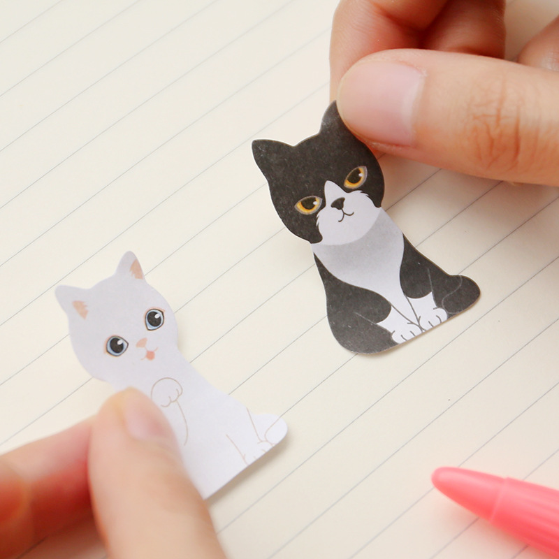 2020 new arrivals small mini kid adhesive note pad custom shaped 3d cute carbon notepad sticky container notepad