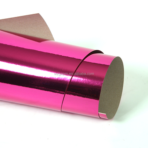 Metallized paper for gift printing packaging