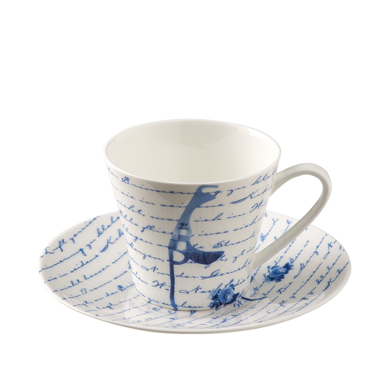 Home Decor Porselein Thee Cup Schotel Bone China Thee Kopjes Schotel Sets