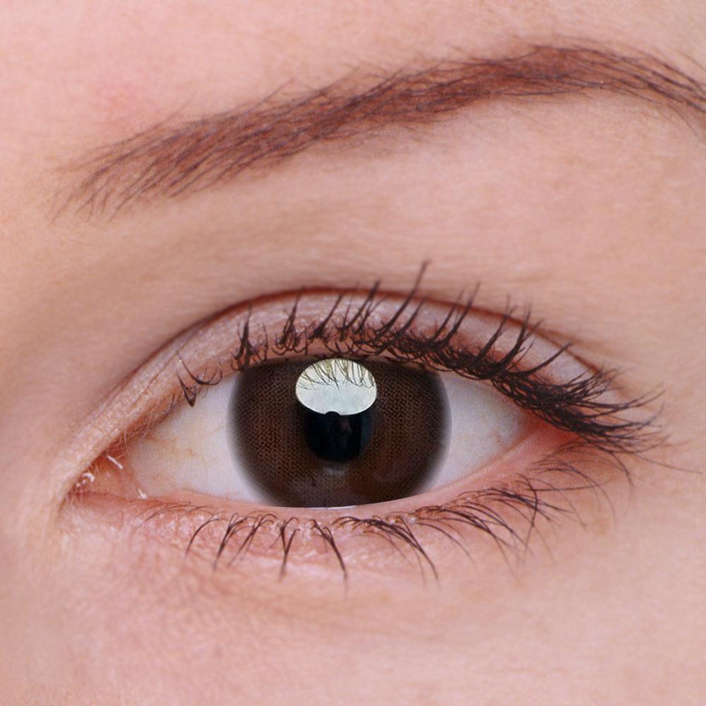 Büyük göz renkli LensSoftlens kozmetik ucuz Lentes De Contacto kontakları kontakt lensler