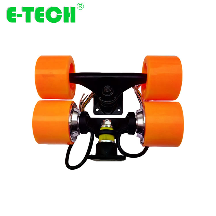 70mm low noise E-WHEELIN skate hub motor