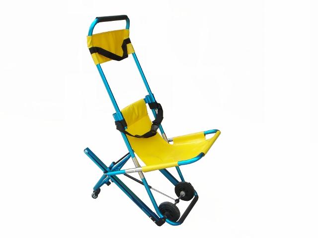 Stair stretcher stair climbing wheel chair