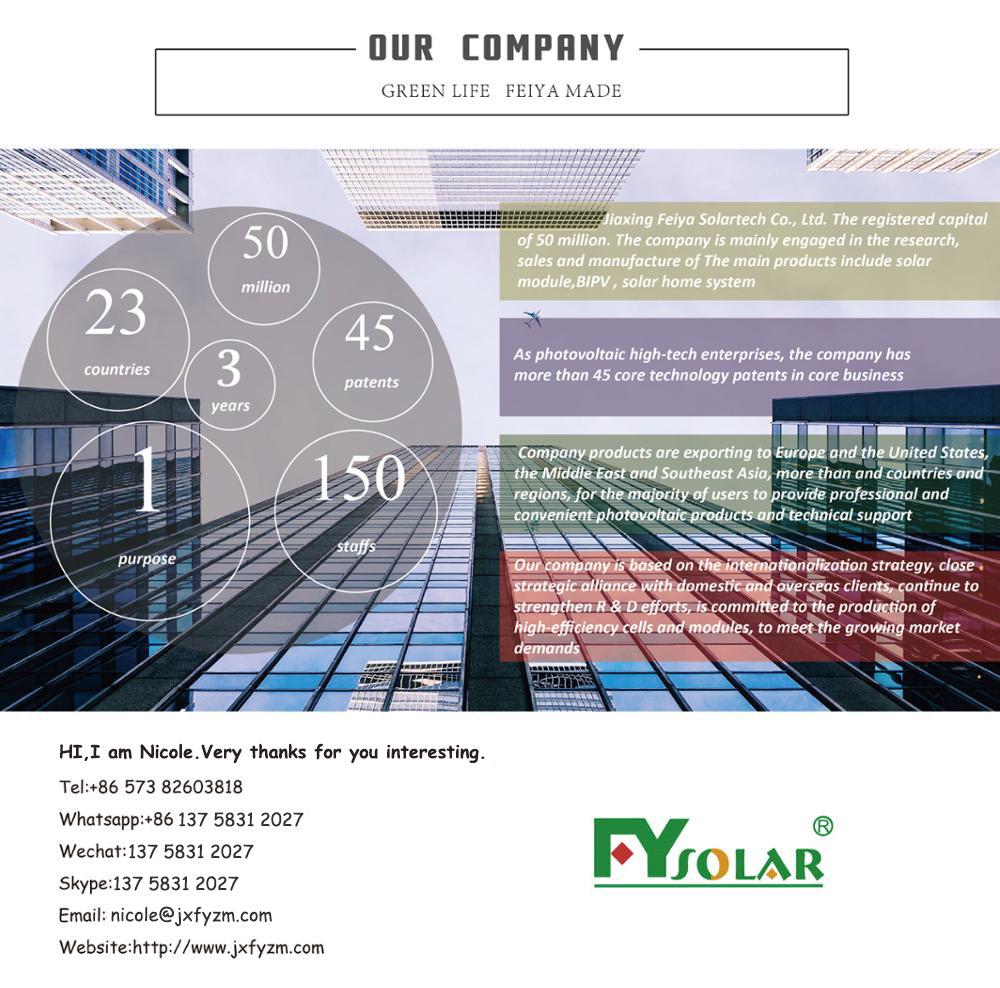 Fotovoltaïsche Zonnepaneel Systeem 5KW Zonnepaneel Systeem Voor Thuisgebruik