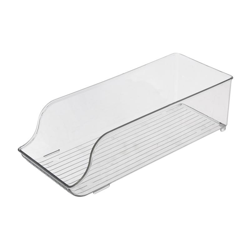 Fabrik Preis Stapelbar Lagerung Container Kühlschrank Bins Kühlschrank Mit Gefrierfach für Küche