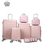Nouveau Design Rose Ensembles de Bagages BusinessTravel Valise