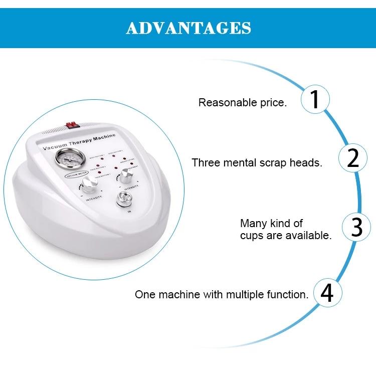 पोर्टेबल स्तन वृद्धि कस डिवाइस बट इज़ाफ़ा लिफ्ट वैक्यूम चिकित्सा सौंदर्य मालिश मशीन