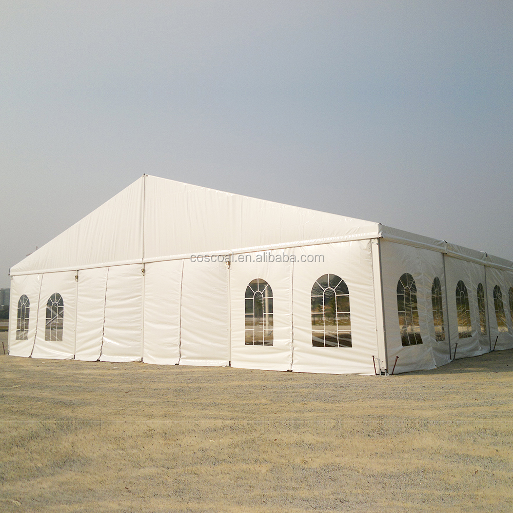 Custom folding waterproof 500 people wedding tents for events outdoor