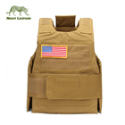 High Quality Custom 600D Waterproof Hunting Military US Army Vest